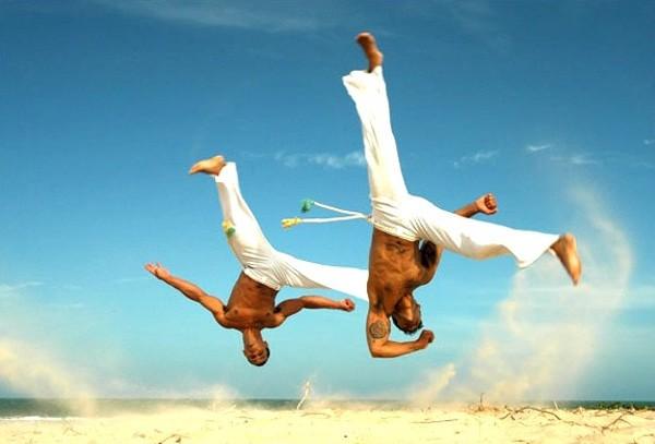 try capoeira