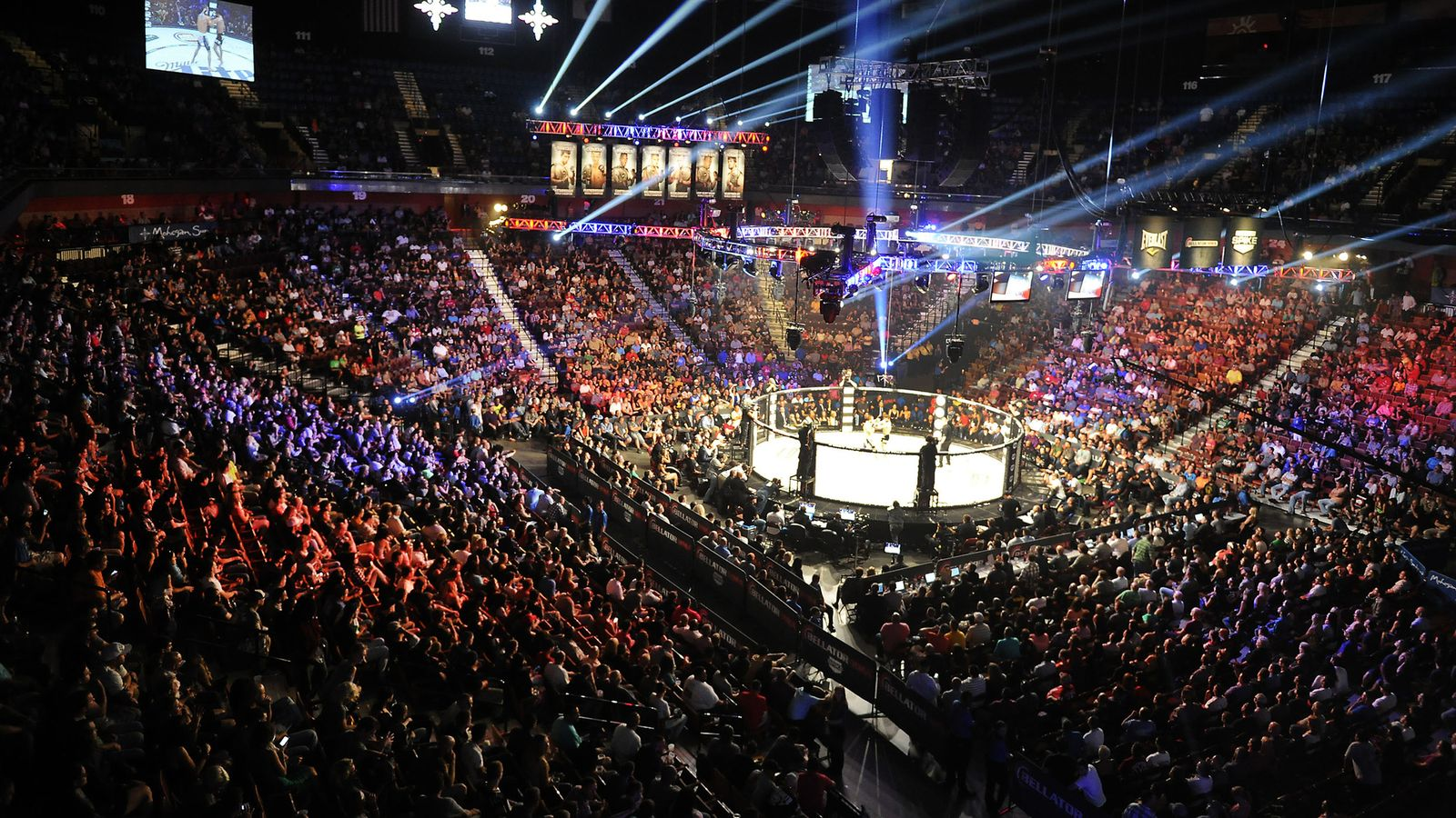 And the Crowd Goes WILD! - The Biggest MMA Events of All Time