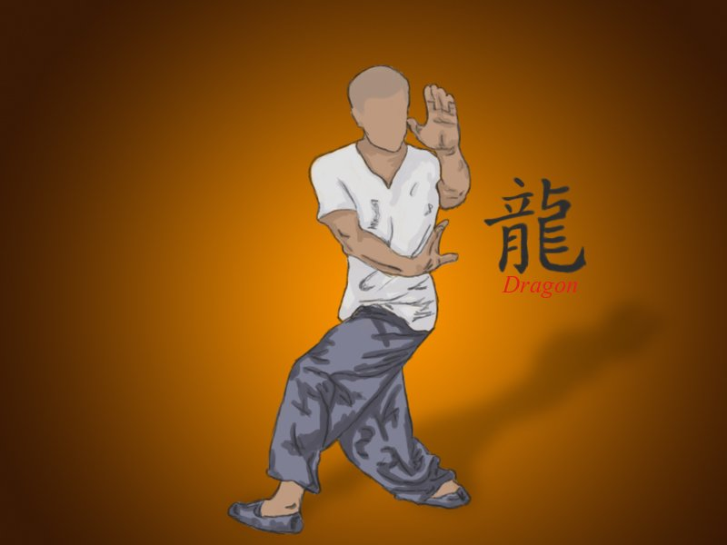 The 5 Animals Of Chinese Martial Arts