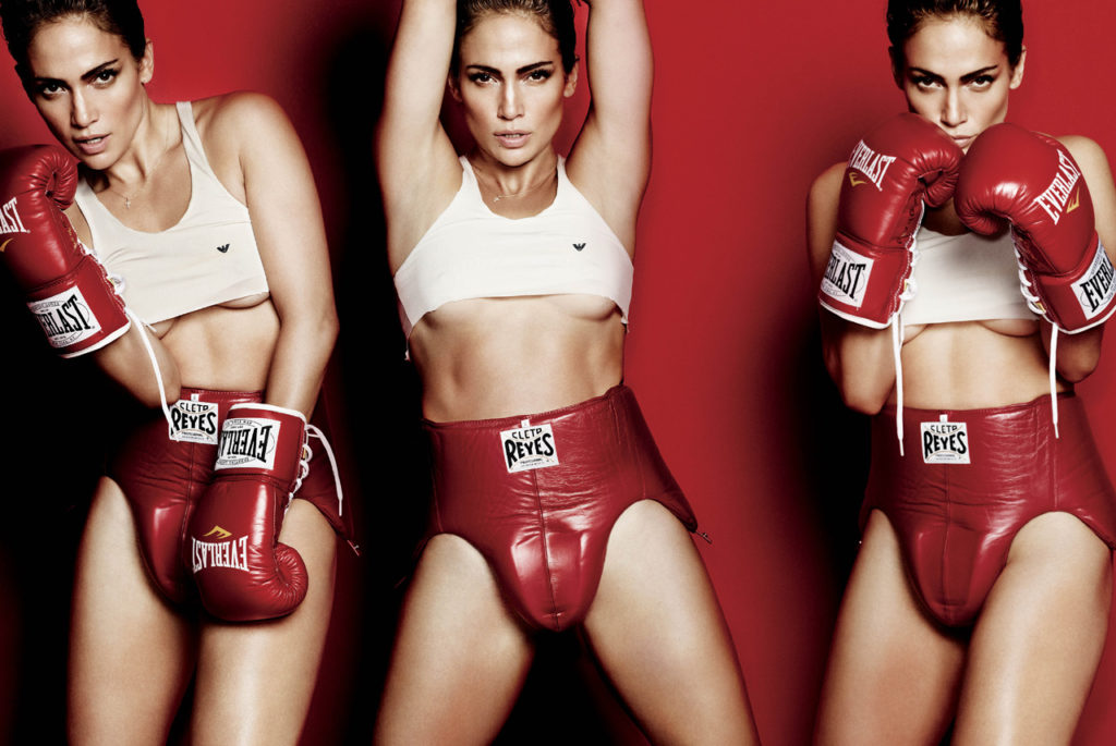 Sexy martial arts girls