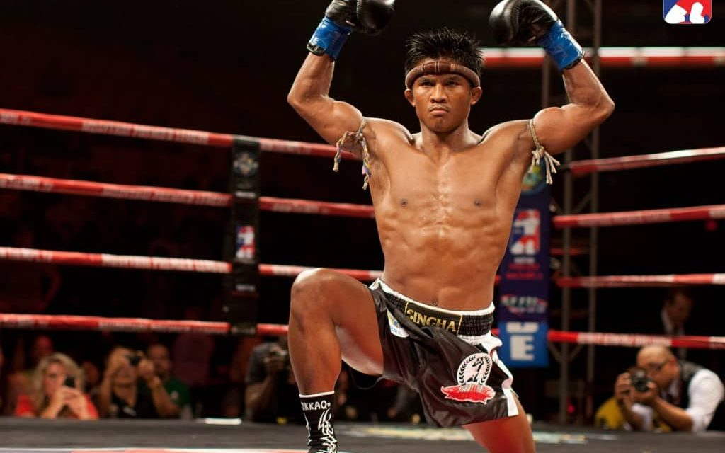Train Like Buakaw
