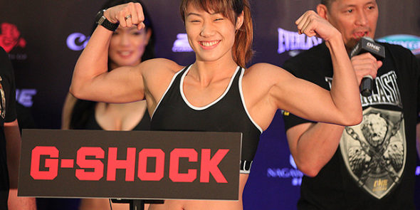 5 Female Powerhouses In Asian MMA - Martial Tribes