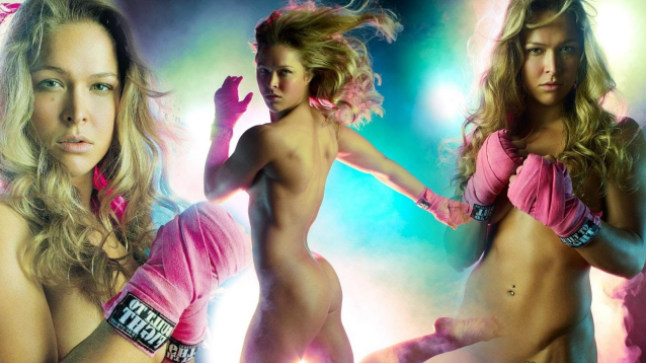 Ronda Rousey Sextape Photo