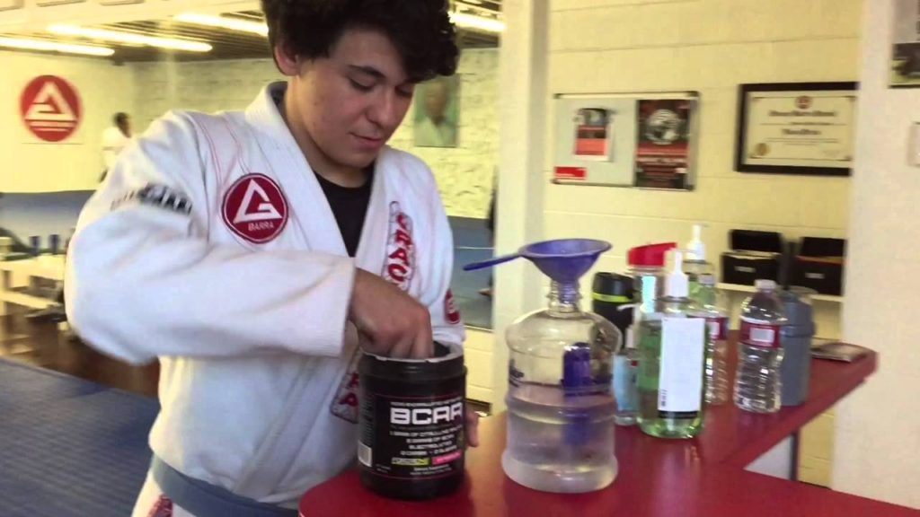 martial arts supplements