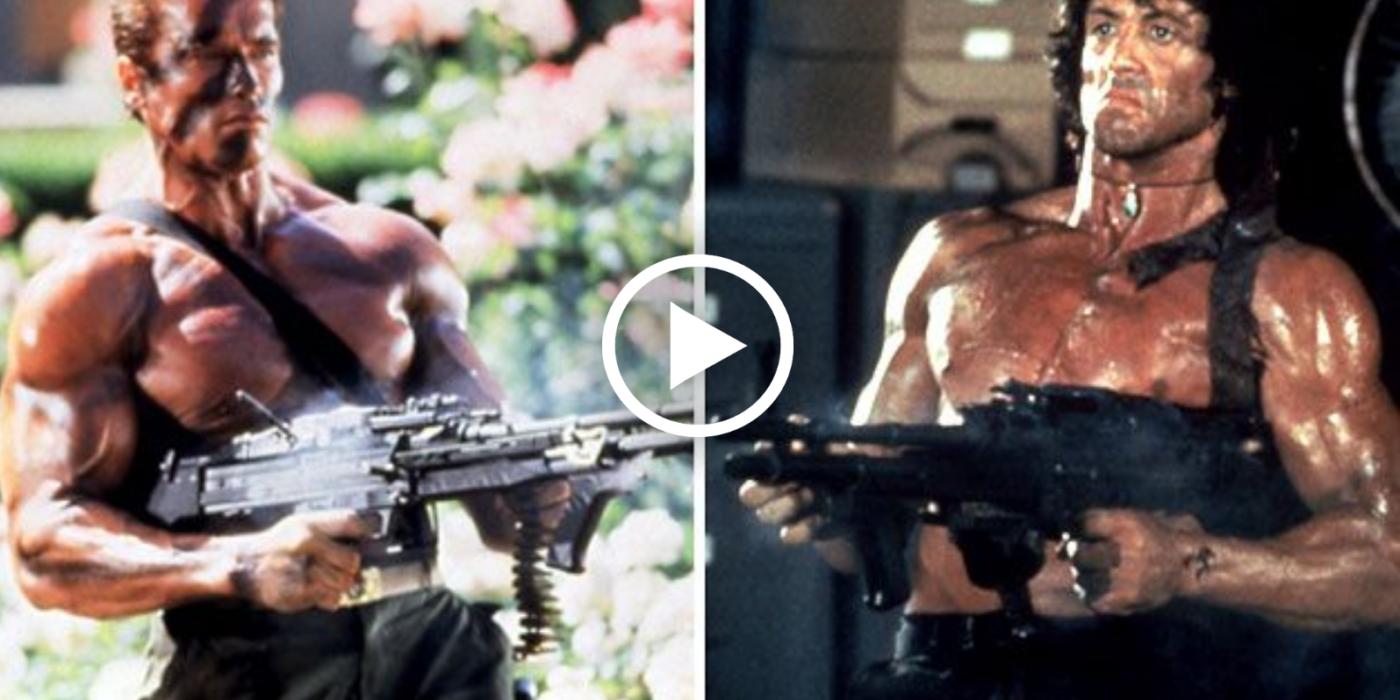 Schwarzenegger vs. Stallone - Who had a greater career?  Schwarzenegger ...