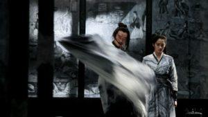 Zhang Yimou's shadow