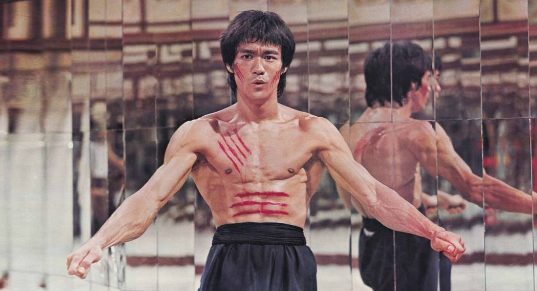 bruce lee and arnie